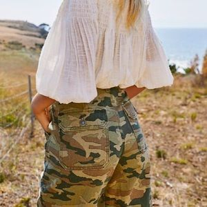 Free People Remy Cargo Pants